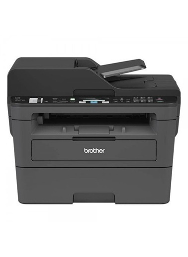 Brother Laserjet Mfc-L2716Dw Mono A4 Yazıcı Fotokopi Tarayıcı Fax Network, Wi-Fi Renkli